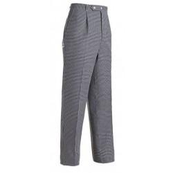 Pantalone uomo classico Quadro grande
