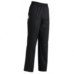 Pantalone Coulisse Black