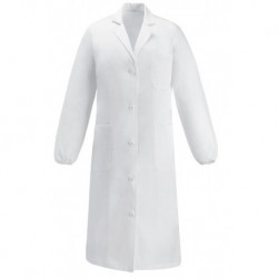 Camice Medico Donna Regular Fit elastico polsi