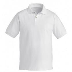 Maglietta Polo Bianca M/M 180gr.
