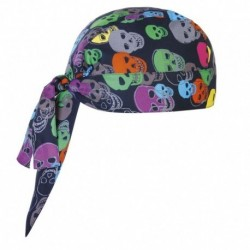 Bandana Color Skulls