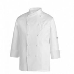 Giacca cuoco Gerard White Piping